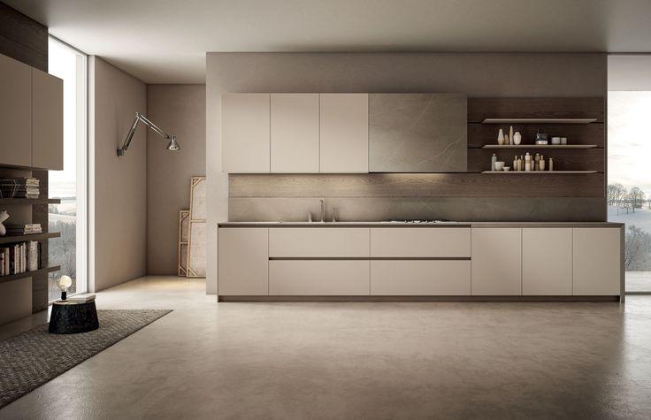Aster | Modello Contempora - Cucine Moderne