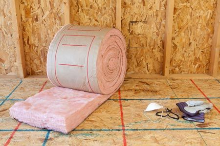 Photo: iStockPhoto.com/DonNichols | thisoldhouse.com | from How to Insulate a Wall