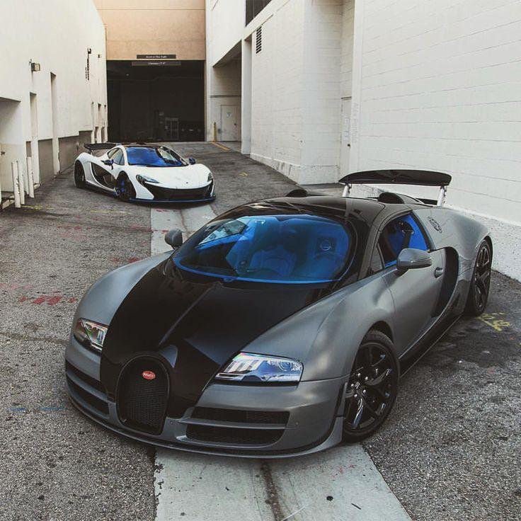P1 Or Bugatti?