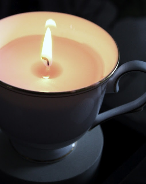 how to make your own candles to sell