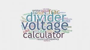 Voltage Divider Calculator http://www.howmuchdoi.com/uncategorised/Voltage-Divider-Calculator-411.html