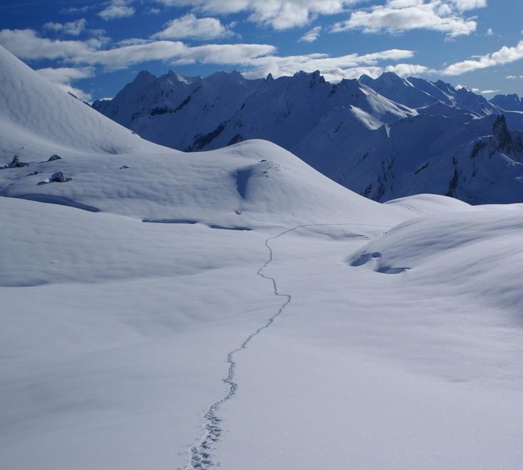 Guzet - Ski de piste Ariège - Miid-Pyrénéed