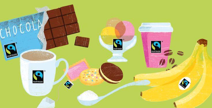 Investigate Fairtrade products   Fairtrade Schools   The Fairtrade Foundation