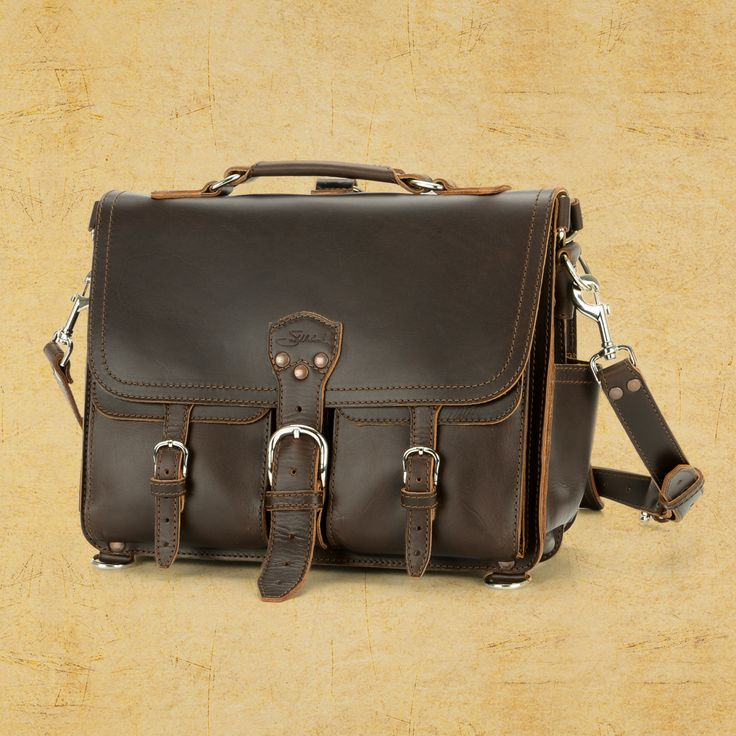 Over-Engineering This full grain leather laptop bag is over-engineered with no breakable parts like zippers, snaps, buttons etc. and is reinforced at all stress .