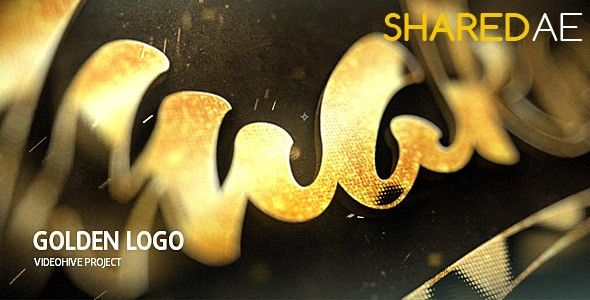 Videohive - Golden Logo 9331620 - Free Download
