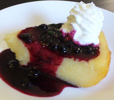 Making this one tomorrow; Crockpot Lemon Custard Cake. 6 ingredients, 2 1/2 hours no fuss! Top with blueberry sauce or whatever compote you like! (Maybe a little Lemoncello for the grown ups?)