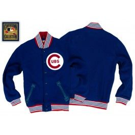 1965 Authentic Wool JacketChicago Cubs