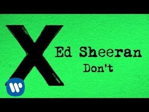 "Ed Sheeran - Don't [Official Audio] - ""Music + Pilates = Tempo Pilates"" www.tempopilates.com"