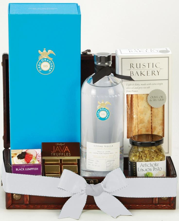 Casa Dragones #Tequila #GiftBasket