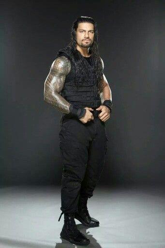 Ich würde ihn gerne kämpfen sehen....Roman Reigns