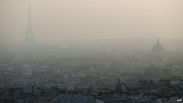 Supporting the case for accessible alternative transportation, Paris to offer free public transport in response to unacceptable pollution levels http://ow.ly/uEpYy