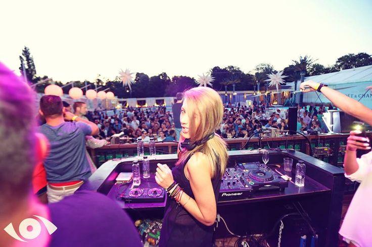 Nusha - Girls Love Techno - Bucharest