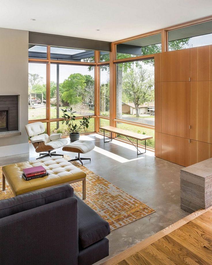 Ngôi nhà hoàn hảo kết hợp giữa hai vật liệu gỗ và thép qpdesign