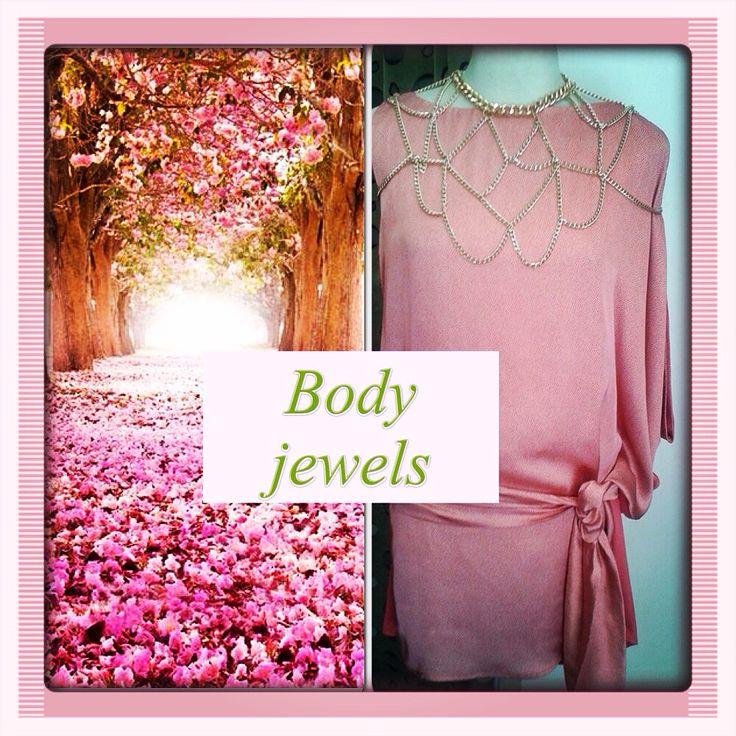 Body jewels.