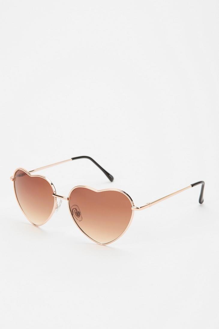 "UO Heartbreaker Sunglasses -- ""So foxy!!"""