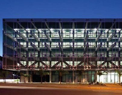 """Check out new work on my @Behance portfolio: """"CONFEA HEADQUARTERS - PPMS ARQUITETOS"""" http://on.be.net/1LR6FoK"""