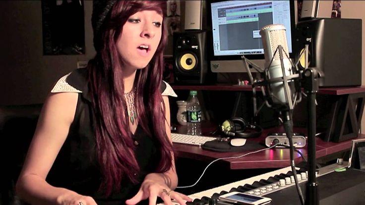 "Me Singing - ""Titanium"" by David Guetta feat. Sia - Christina Grimmie Cover, via YouTube."