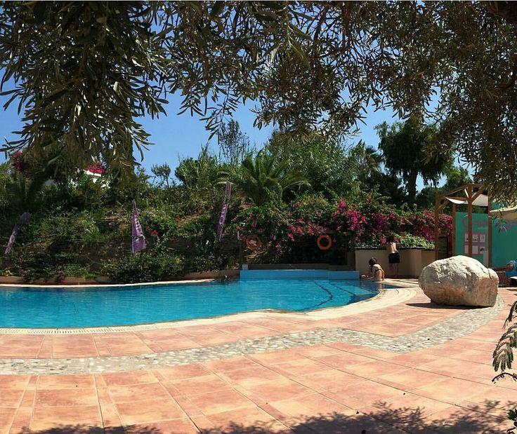 Lost at a beautiful place. Photo by instagramer renate29292 #agiapelagia #crete #heraklion #hotel #outoftheblue #capsiseliteresort #greece #resort #pool #luxury