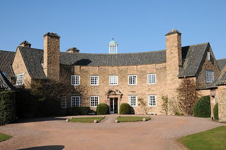 The Colonial  cvilletochucktown:  Greywalls  Sir Edwin Lutyens