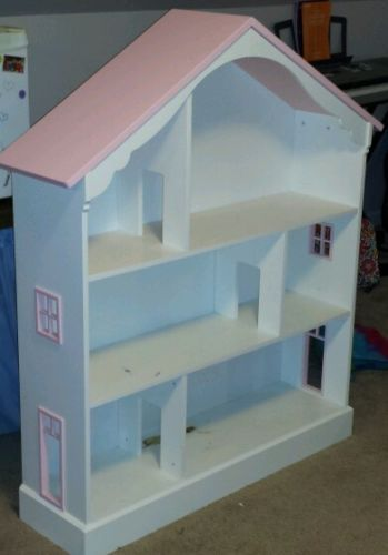 New Bookcase Toy Box White Finish Bedroom Playroom Child: 17 Best Images About Doll House On Pinterest