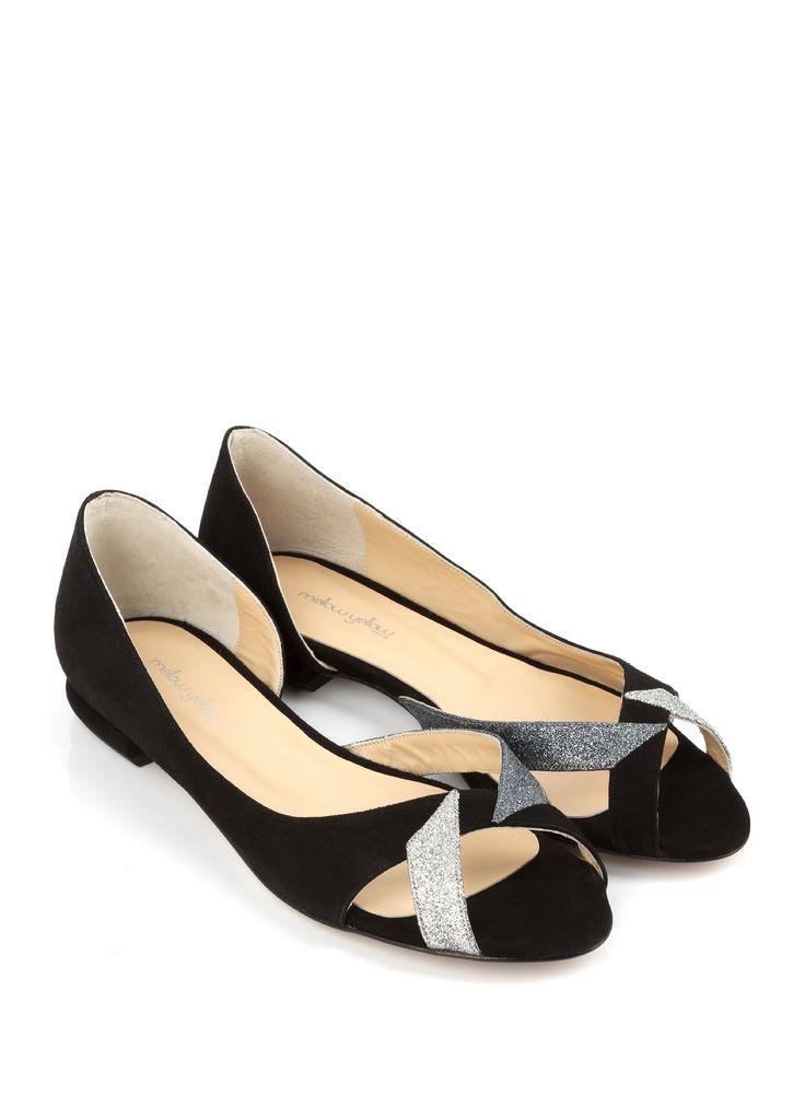 Ballerine VELI noir - Swimming Pool - MY TENDANCE - FEMME. Chaussure ...