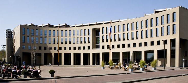 Town hall of Ridderkerk.