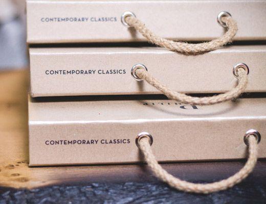 Contemporary Classics: Charcoal