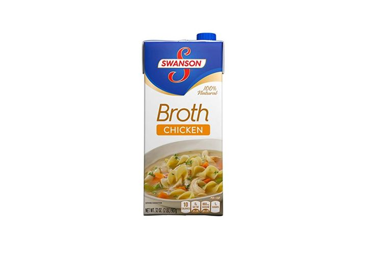 Swanson Chicken Broth for $1.67 at Amazon (Prime Members Only)