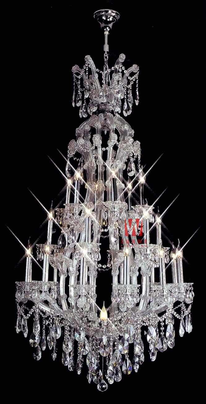 254 best Maria Theresa Chandeliers images on Pinterest | Maria ...