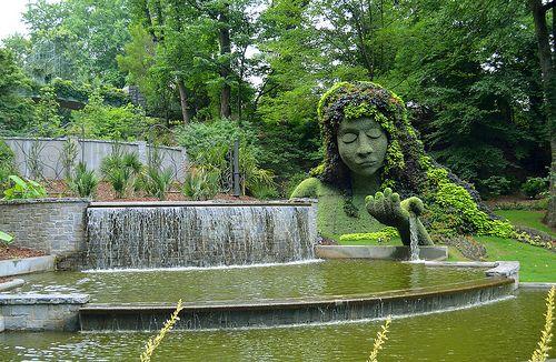 5 Most Popular Tourist Attractions in Atlanta - botanical garden