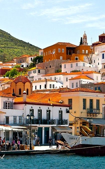 Hydra Island (Saronic), Greece