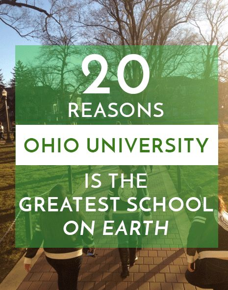 Tucked in the rolling hills of the Appalachia, Ohio University is one of the crown jewels of Athens. Students from far and wide call this hidden gem their hOUme, and they're proud to call themselves Bobcats. But what exactly makes Ohio University the greatest school on earth? Let me tell you. 1. I mean, have you […]
