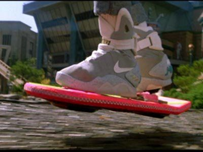 Hoverboard's Kickstarter now available for $10,000