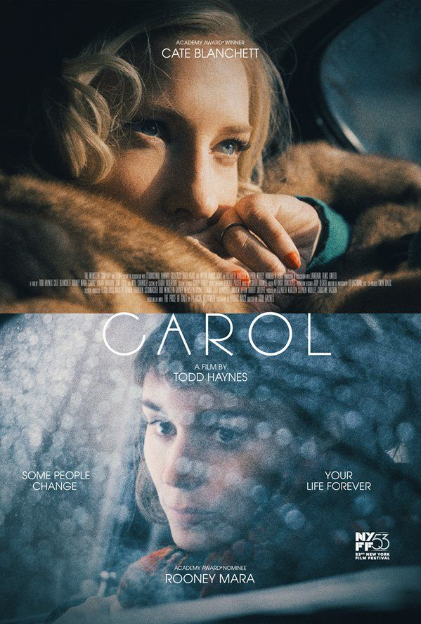 Carol - Todd Haynes Carol Aird: Please believe that I would do anything to see you happy and so I do the only thing I can - I release you.