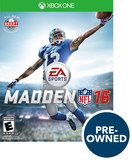 Madden NFL 16 - PRE-Owned - Xbox One, Multi