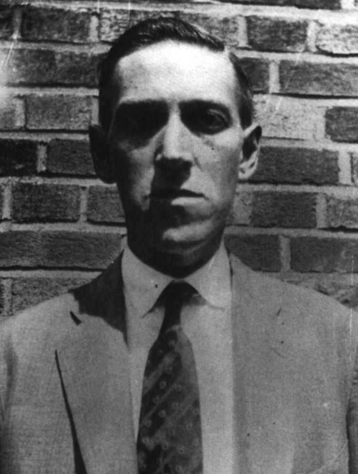 The great Howard Phillips Lovecraft