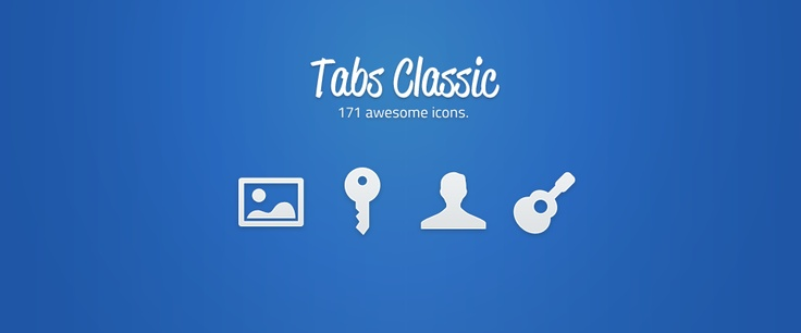 Free Icons by Tabs Epic