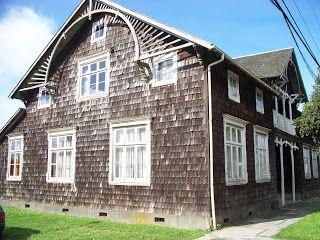 Casa Yunge-Hitschfeld, Puerto Varas