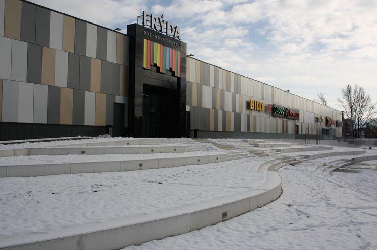 Obchodní centrum Frýda, Frýdek-Místek