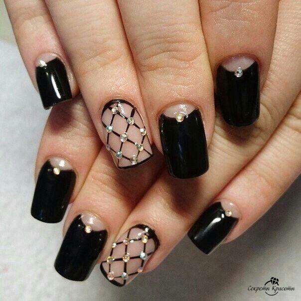 les 292 meilleures images du tableau ongles sur pinterest nail art dessins d 39 ongles et ongle gel. Black Bedroom Furniture Sets. Home Design Ideas
