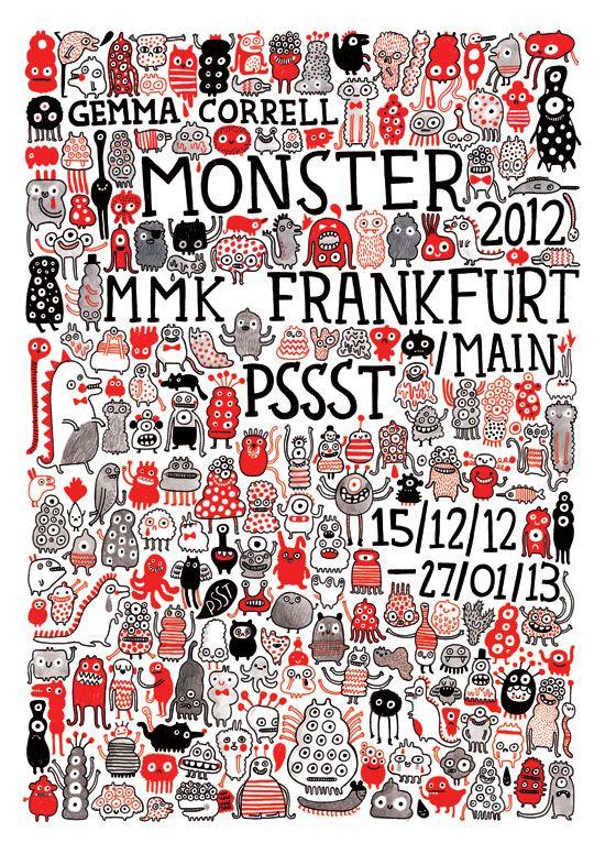 PSST - MMK Frankfurt © Gemma Correll