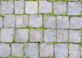 Textures Texture seamless | Street paving cobblestone texture seamless 07411 | Textures - ARCHITECTURE - ROADS - Paving streets - Cobblestone | Sketchuptexture
