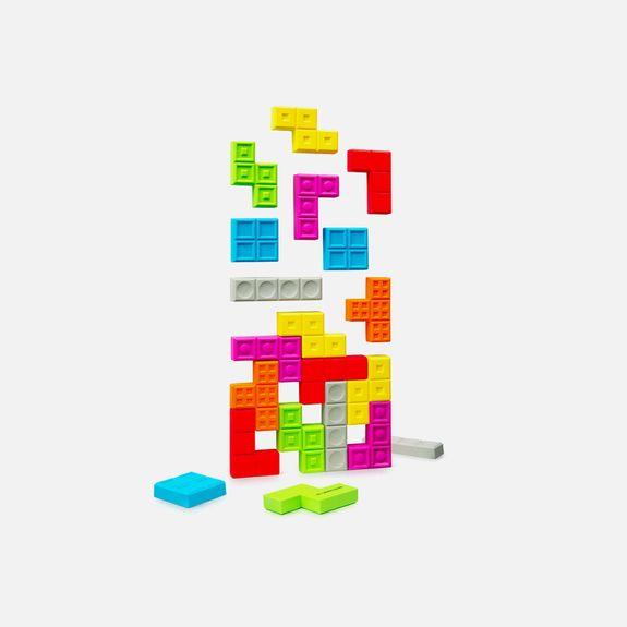 Art.Lebedev Studio - Tetris – Magnet Set