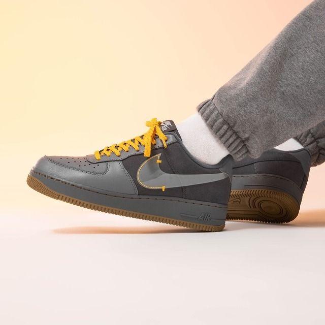 Nike Air Force 1 Mid Terra Orange AQ8650 100