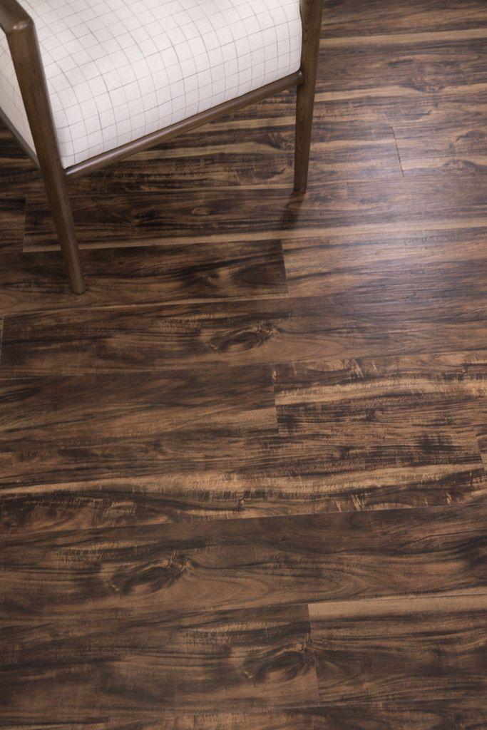 Vinyl Plank Flooring Java Wide Click Cali Bamboo