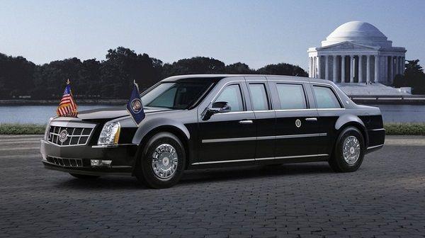 Những điều chưa biết về quái vật Cadillac One chống đạn của Tổng thống Obama - Thietbichandoan.vn