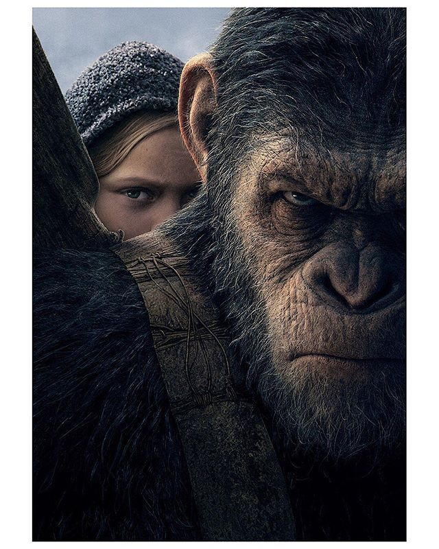 War For The Planet Of The Apes Instagram Pinterest Planet Of
