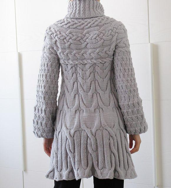 Ravelry: Minimissimi Sweater Coat pattern by Cristina Ghirlanda