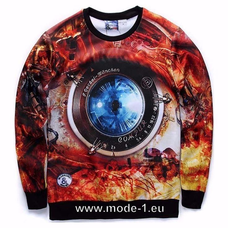 Herren Pullover mit 3D Druck – Maschine #herren #mode #fashion #sommer #2019