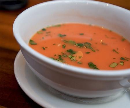 Increíble y deliciosa Sopa Sandia Crudivegana #recetas #rawvegan
